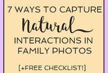 posing family rules