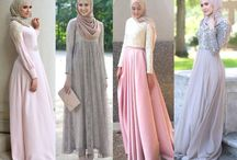 Hijabs / My reference ❤