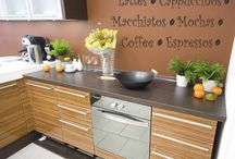 Kitchen Corner / A group board to promote beautiful Kitchen. From Kitchen cabinet to kitchen islands to counter top and appliance, you can all find them here. Want to pin here? send email to homelilysblog@gmail.com