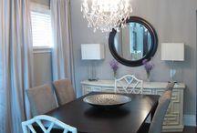 Dining Room & Breakfast Area / by Jill