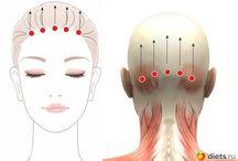 Тренировка мышц лица