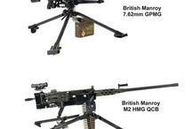 Militaria - Bronie