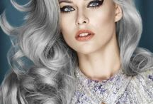 Colour Silver hair