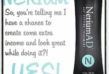 Nerium / skin care / by Anita Hibbard