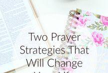 prayer strategies