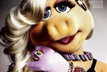 miss piggy / by Sarah Anderson