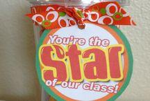 Teacher Gift Ideas / by Robert-and Hammack-Dumler