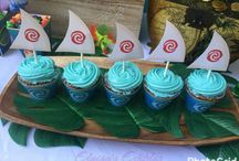 Moana 3rd Birthday party ideas