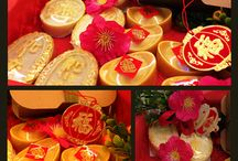 Seasonal / A collection of ideas related to Chinese New Year with soaps and Soap Artisan products (and others)