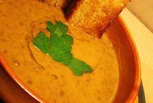 vellutate zuppe & minestre