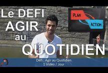 Agir au Quotidien - 100 Vidéos YouTube pour vous BOOSTER