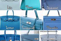 Hermès colors