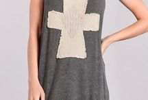 Bohemian Inspired Fashion BACK IN STOCK AND ONLINE!  Long Flowy tunic tank with linen cross patchwork on front.  Www.chunkyarmadillo.com