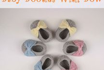 Crochet  and knitting cloth for baby