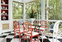 Sunrooms / by Kate Harrison