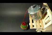 Crochet videos / by Stephanie B.