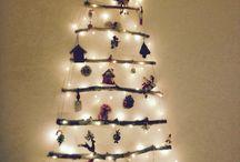 Χριστούγεννα / Ξύλινες χριστουγεννιάτικες κατασκευές