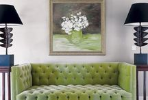 Green / by Donna McBride