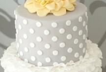 Tracy's wedding cake ideas