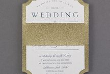 Invitations / Each piece custom designed with every last detail in mind. Set the tone for your special event with Posh Invitations. http://www.poshweddinginvitations.com