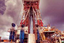 The oil and gas industry / The oil and gas industry