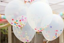 Polka Dot Party / Baby Shower Ideas