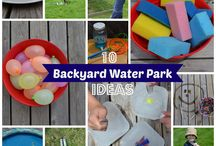Water Park Party Ideas