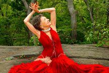 Yoga-Healing Through Breath, Meditation & Movement / Yoga / by Maria McCulloch ***The Green Chick