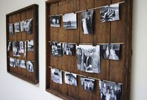 Picture frame ideas / by Daniel Saaiman
