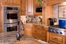 Kitchen Dreams. / Cooking in style!