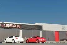 Nissan Aleppo / Category: Architecture Client: Nissan Showroom - Aleppo  		 Area Space: 800 sq. meter Year of completion: 2010