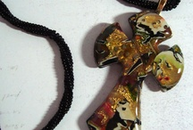 HANDMADE JEWELS BY POLYMER CLAY