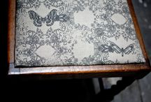 Damaged Lace - The Curator Collection / Damaged Lace was inspired by the ethereal #beauty of pre-loved antique lace combined with the raw honestly of the destruction of lace eating moths.  These two elements have created a truly #beautiful and delicate #design.  Available on Oyster 100% Linen.  One Colourway – Dust. Available on Natural Flax #100percentLinen.  One Colourway – Charcoal.  #interiors #interiordesign #inspiration #fabrics #lace #style #home