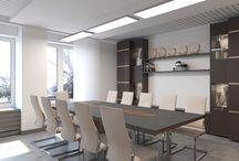Наши работы: дизайн офисов