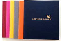 Our Booklets / Artisan books, booklets