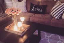 Home decor / by Chelsey DeChellis