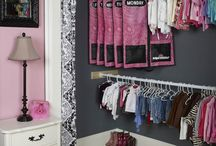 Organizables in the home!  / Pictures of Organizables Children's Clothes Organizers in the home! Please email us your picture to add info@organizables.com