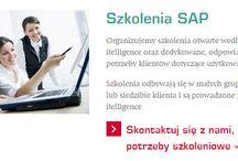 Szkolenia SAP / Szukasz szkolenia dotyczącego systemu SAP? W takim razie jesteś w odpowiednim miejscu. Sprawdź naszą ofertę szkoleniową.