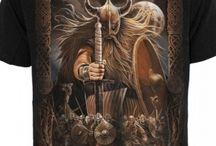 Camisetas vikingas