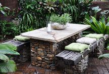 Outdoor Furniture / Sometimes the simplest designs can be the best.  Here are some great outdoor furniture ideas, some of which would not be too difficult to try building yourself. I take time to create amazing boards for your enjoyment. Please show me your appreciation by following me and my boards!