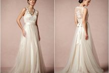 Wedding dress and ideas / Wedding
