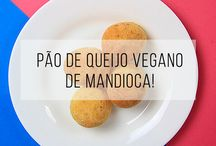 Lanches vegan