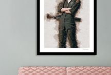 Fine Art America, Curioos and other Artworks