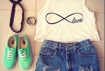 Fashion / DIYS and clothing