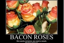 Bacon / None of these images are mine. I pinned them for my inspiration only.