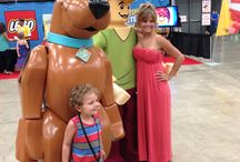 LEGO KidsFest Texas 2015 / We were in Austin at the Austin Convention Center for a Labor Day weekend where no one had to work too hard - just play and build! Enjoy the photos from the show! / by LEGO KidsFest and LEGO Creativity Tour