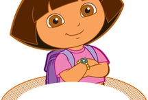 Dora Rainbow party
