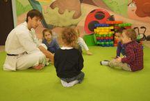 Karate - Niepubliczne przedszkole ul.Bociana 6A/3 / Zajęcia z karate dla przedszkolaków z Niepublicznego przedszkola Motylek przy ul.Bociana 6A/3