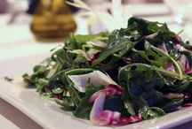 Salad Lovers / Farm to table salads that will make you feel like you're at a cafe in Italy!