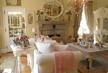 Shabby Chic / by Etta Starkey